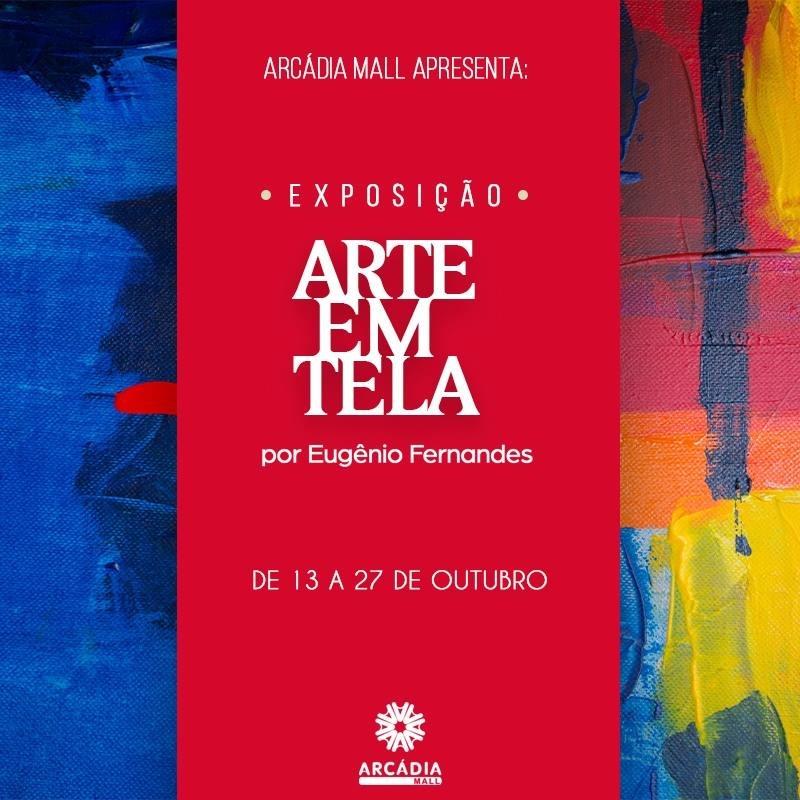 """Exposição - """"Arte em Tela"""""""