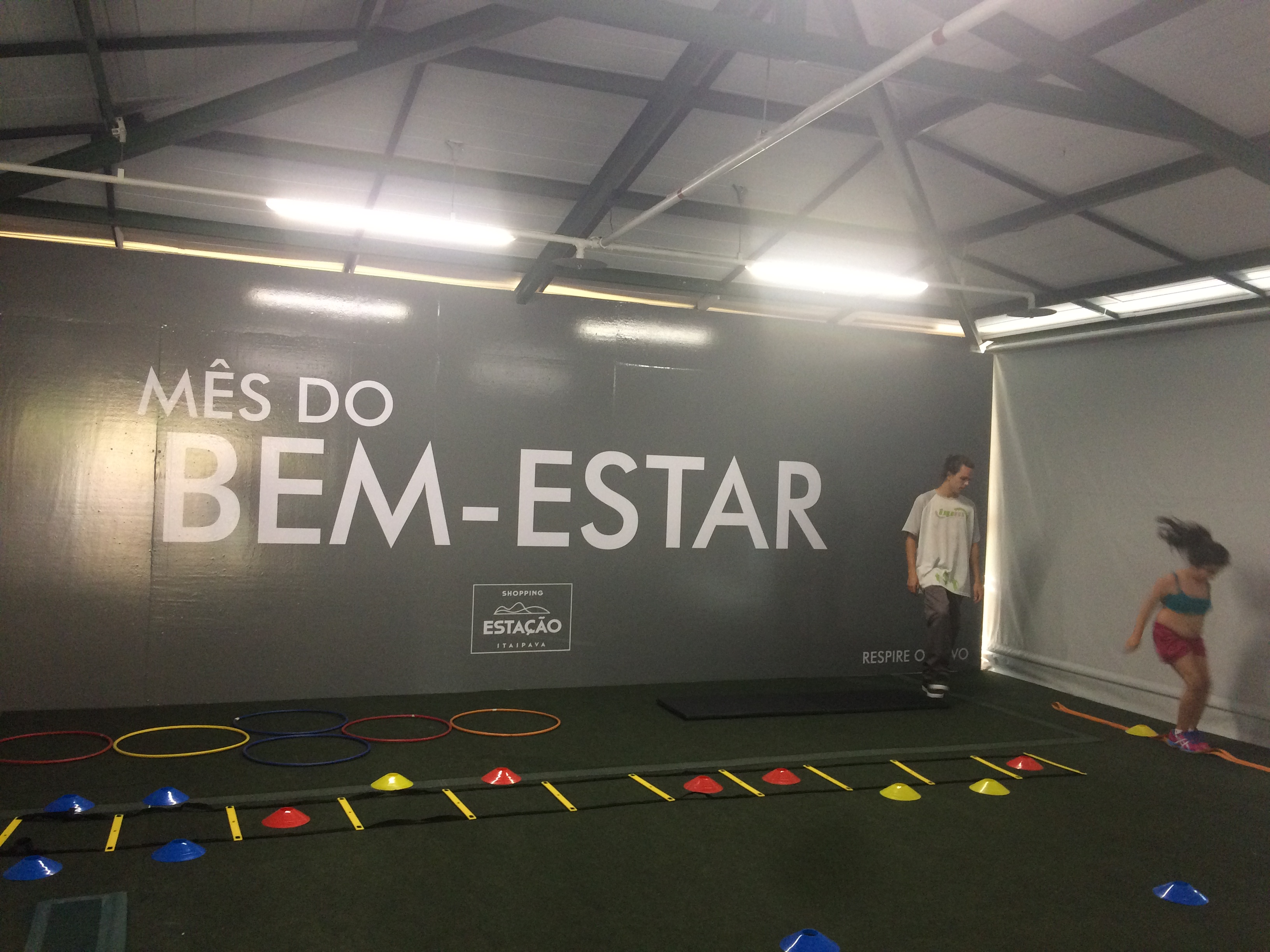 ESTAÇÃO BEM-ESTAR - SHOPPING ESTAÇÃO ITAIPAVA