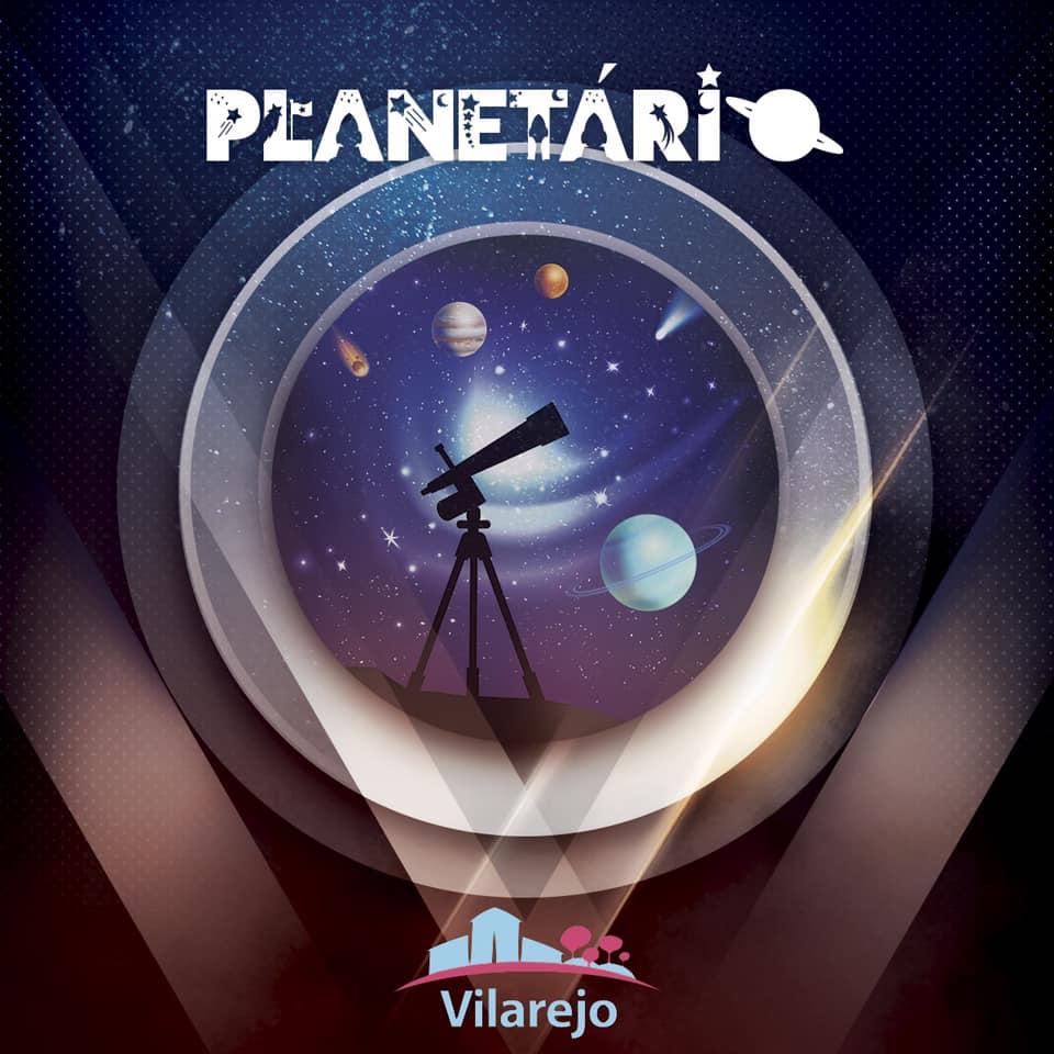 Shopping Vilarejo recebe Planetário
