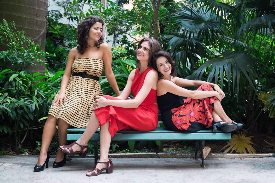 Trio Gaia no concerto da Sociedade Artística Villa-Lobos