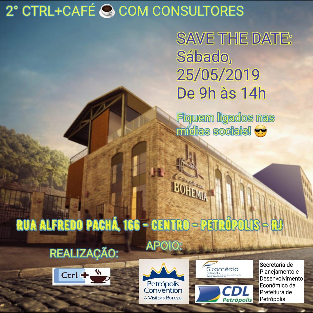 2° Ctrl+Café com Consultores