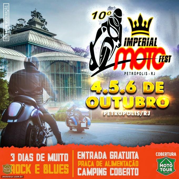 10ª edição do Imperial Moto Fest