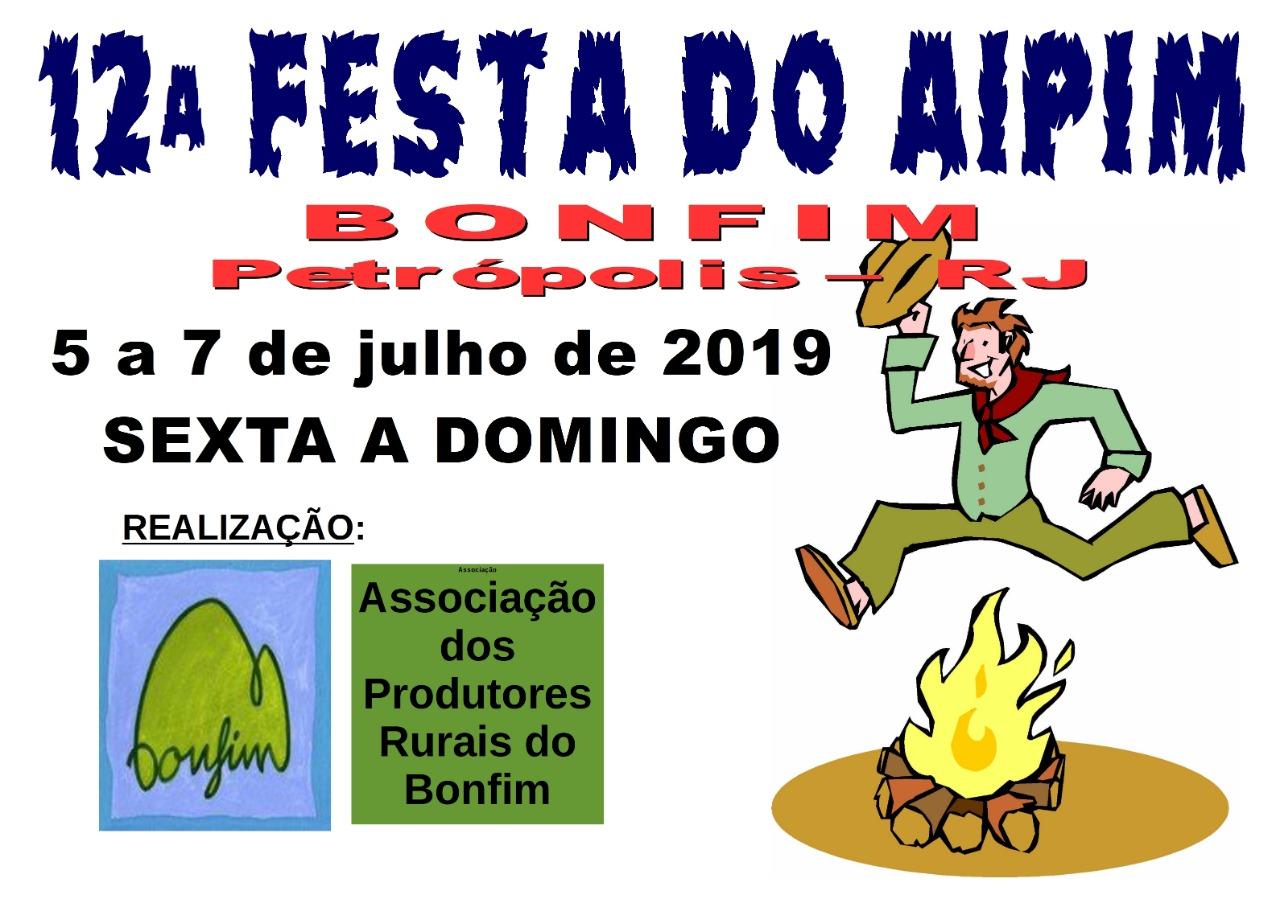 12ª Edição da Festa do Aipim