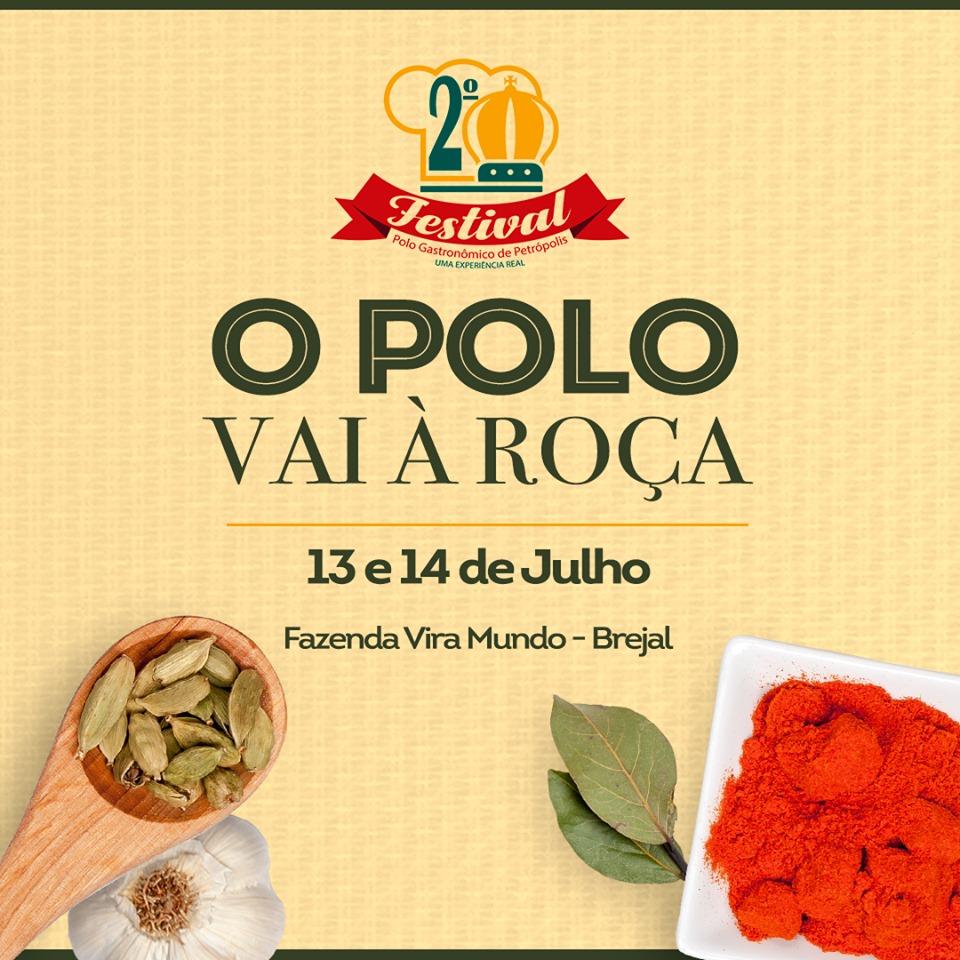 2º Festival Polo Gastronômico de Petrópolis