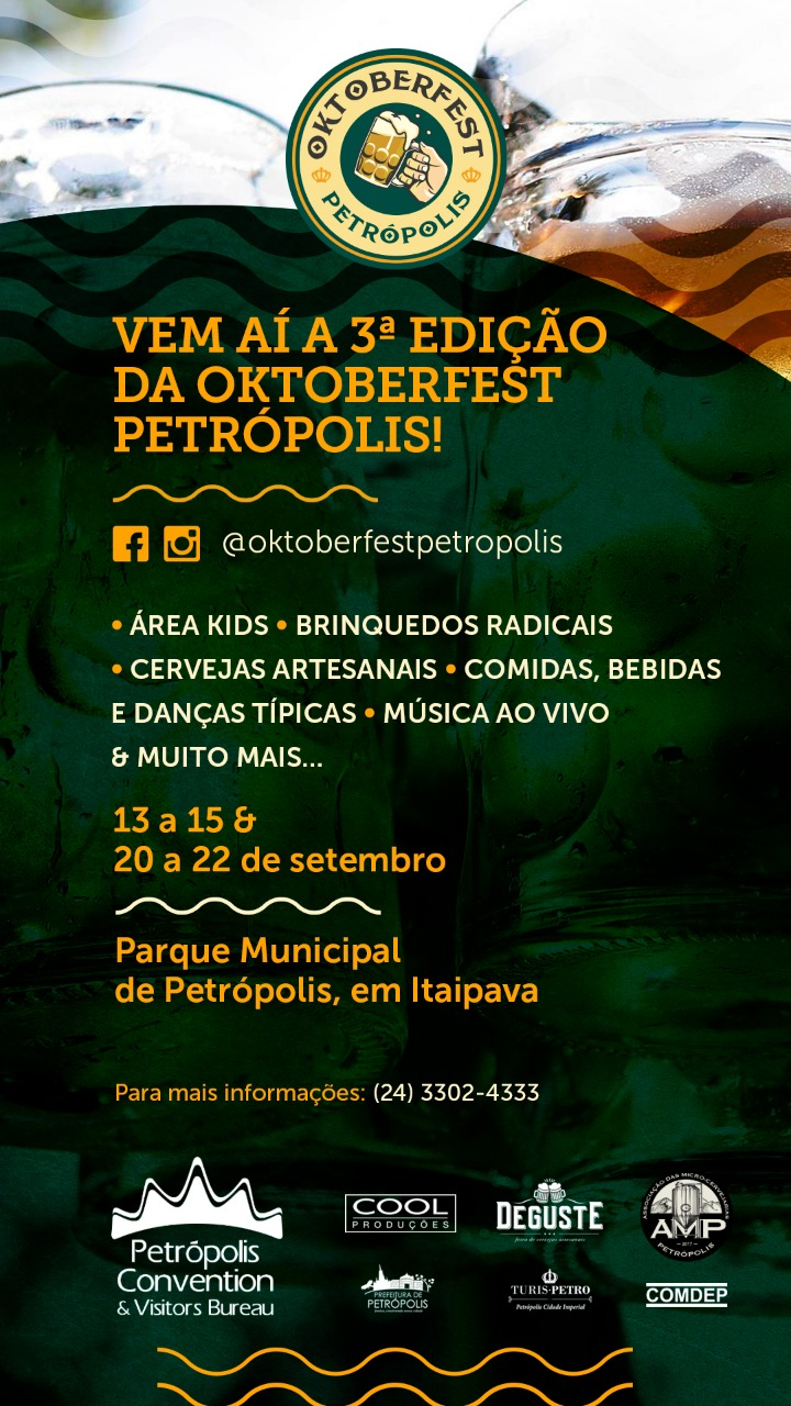 3ª edição Oktoberfest Petrópolis