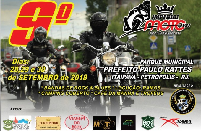9º Imperial Moto fest