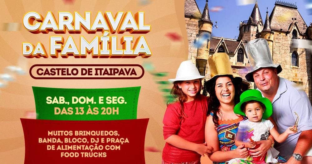 Carnaval da Família 2020