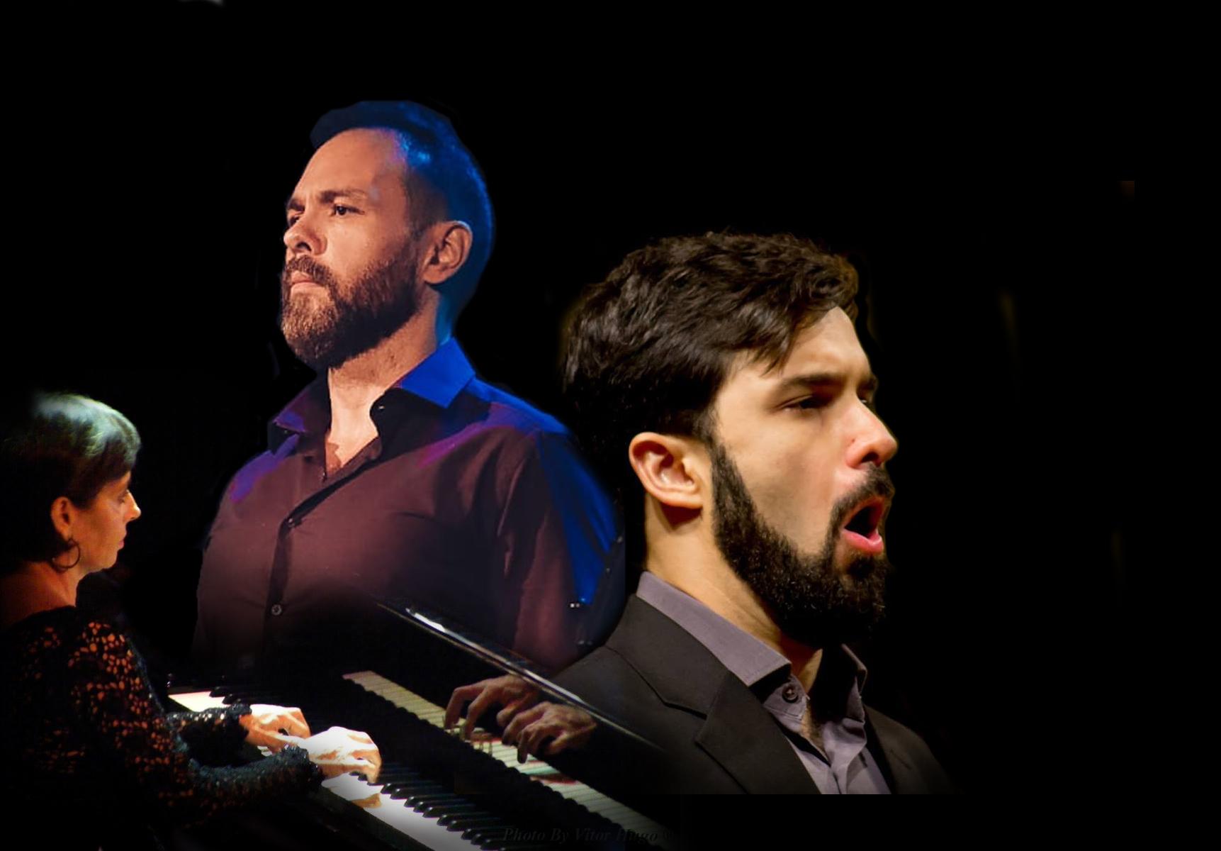 """Concerto """"As Mais Belas Canções Napolitanas"""""""