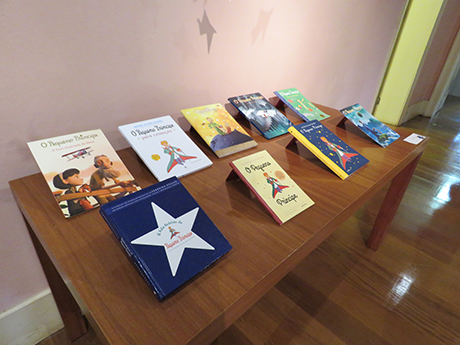 """Exposição """"O Pequeno Príncipe visita o Palácio Itaboraí"""""""