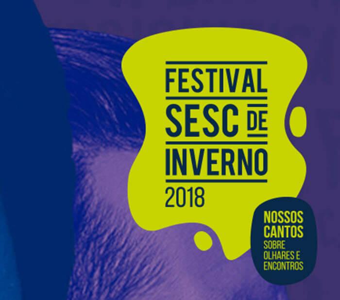 Festival Sesc de Inverno Petrópolis 2018