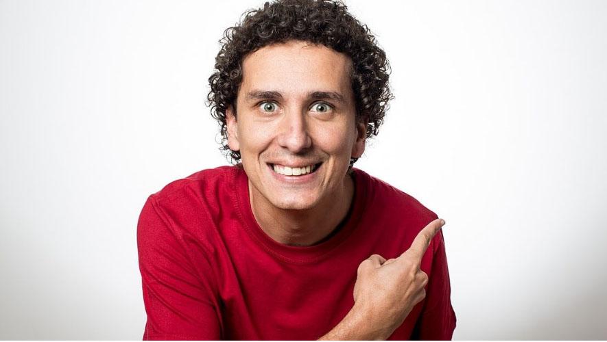 """Rafael Portugal - stand up """"Eu comigo mesmo"""""""