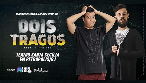 Rodrigo Marques e Nando Viana