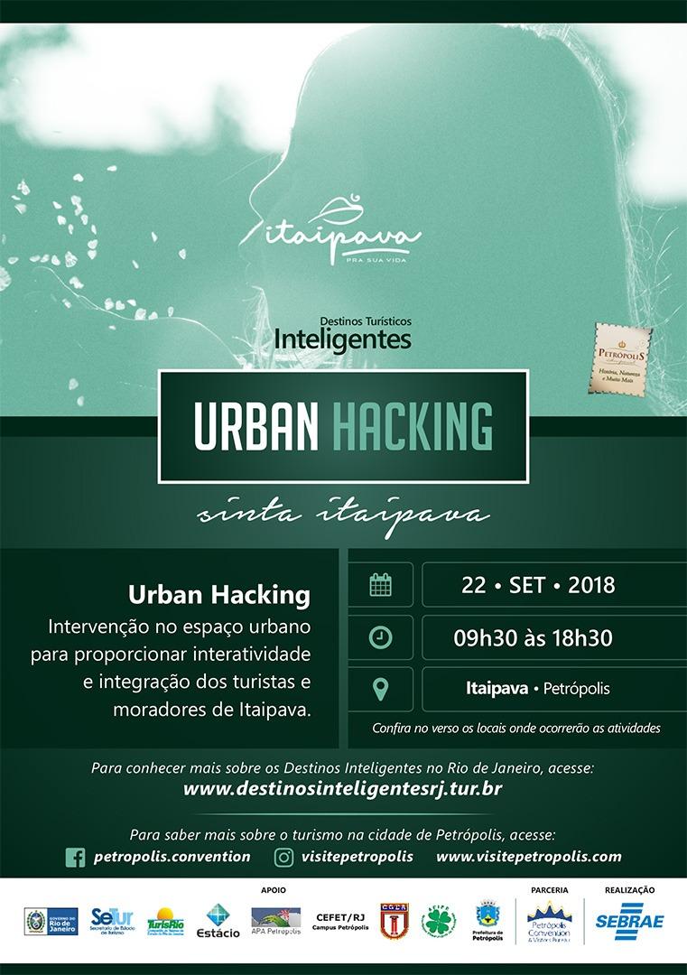 Urban Hacking - Sinta Itaipava