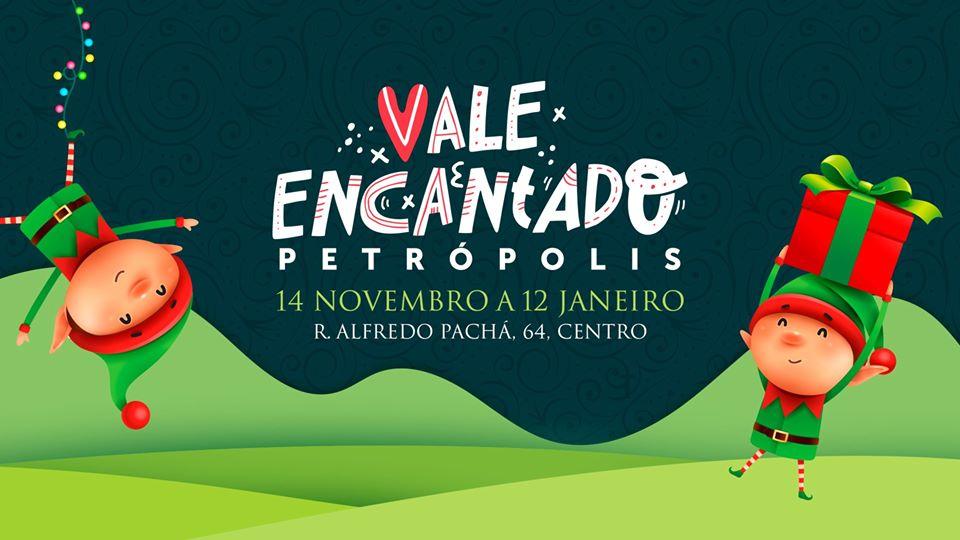 Vale Encantado Petrópolis 2019