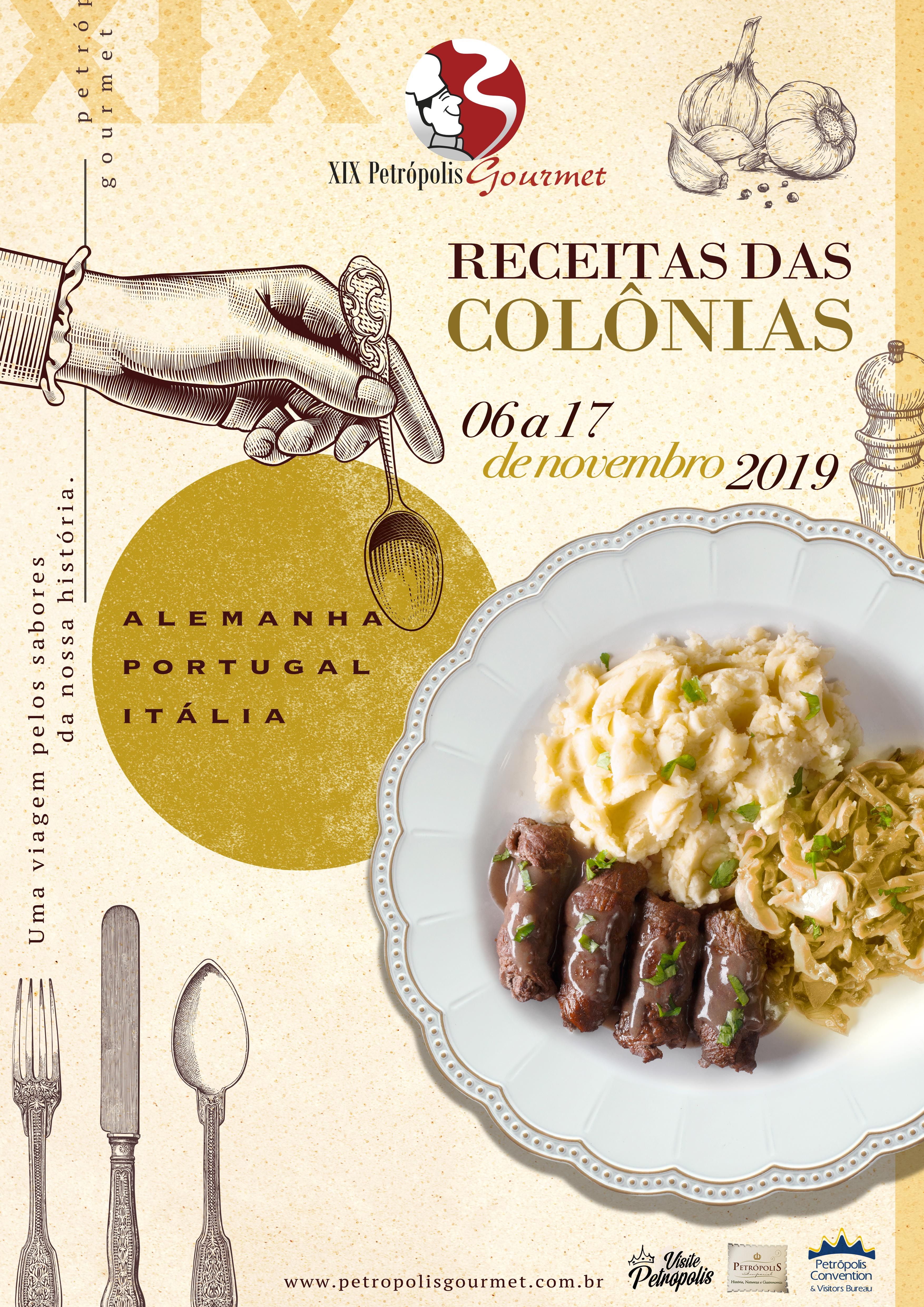 XIX Petrópolis Gourmet