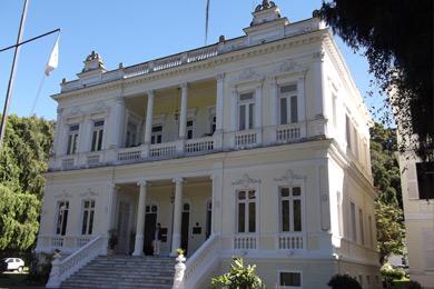 Palácio Sérgio Fadel - Prefeitura de Petrópolis